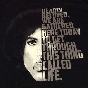 NWOT Prince Graphic Tshirt